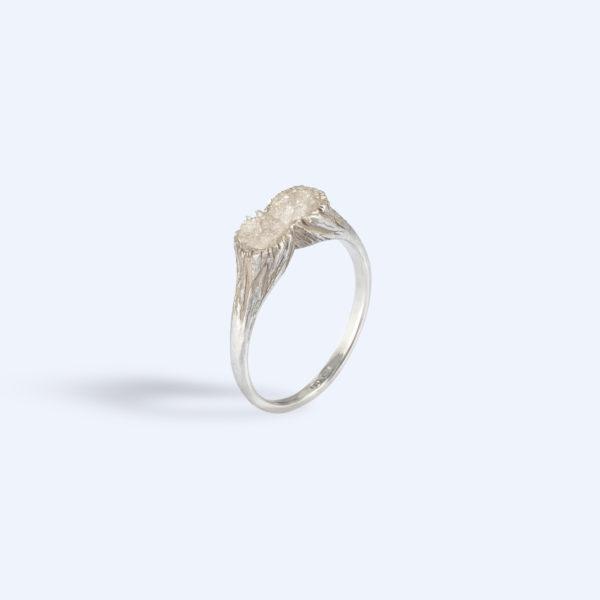 Adéla Schicker | prsten křištál